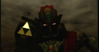 Ganondorf Ocarina of Time