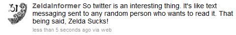 Zelda Informer Twitter