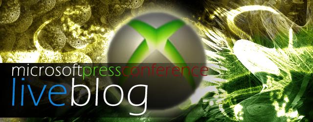 Microsoft Liveblog