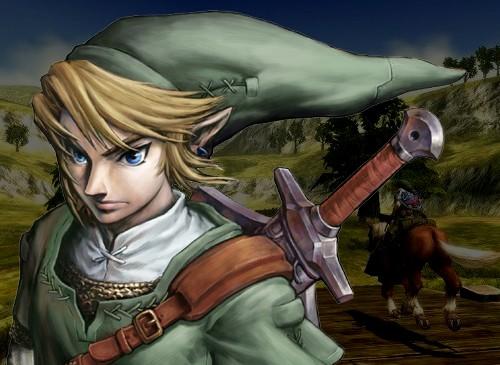 Twilight Princess to Zelda Wii