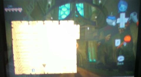 Zelda Wii Screen 3