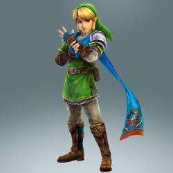 Resultado de imagen de link's scarf hyrule warriors