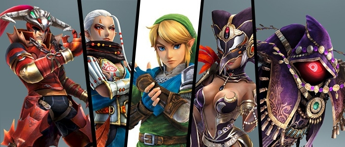 Daily Debate Does Hyrule Warriors Need More Male Characters Zelda Dungeon