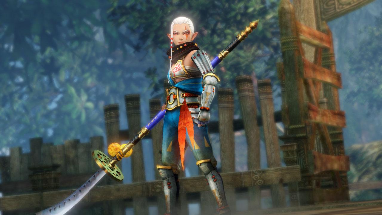 Sheik Impa And More In New Hyrule Warriors Screenshots Zelda Dungeon