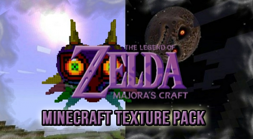 Legend of Zelda: Ocarina of Time Minecraft Hyrule Map - Zelda Dungeon