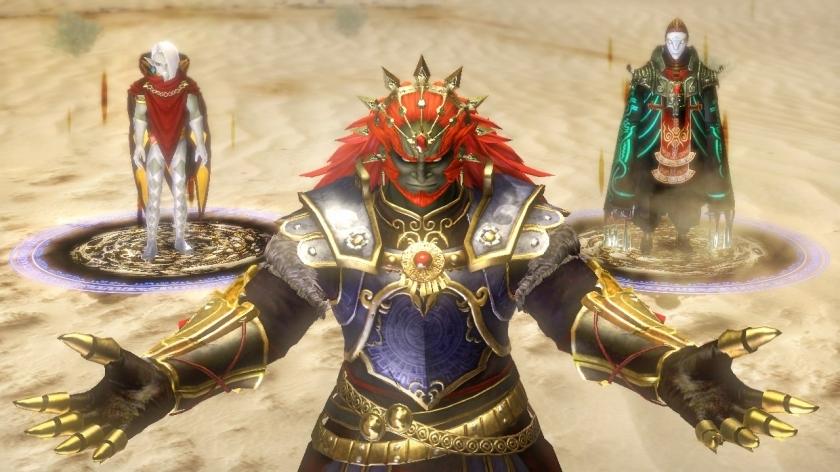 Hyrule Warriors Villains Let You Embrace Your Dark Side Zelda Dungeon