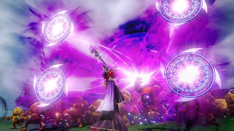 The Black Sorceress Struts Her Stuff In This Character Trailer Japanese Zelda Dungeon