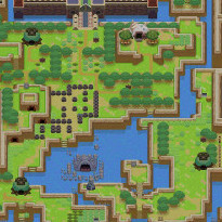 Link S Awakening Interactive Map Nintendo Switch