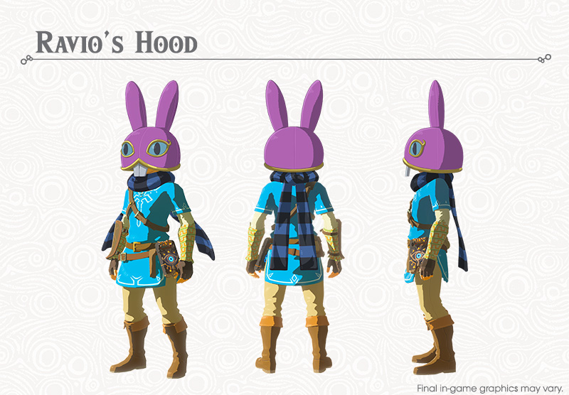 Ravio S Hood Zelda Dungeon Wiki