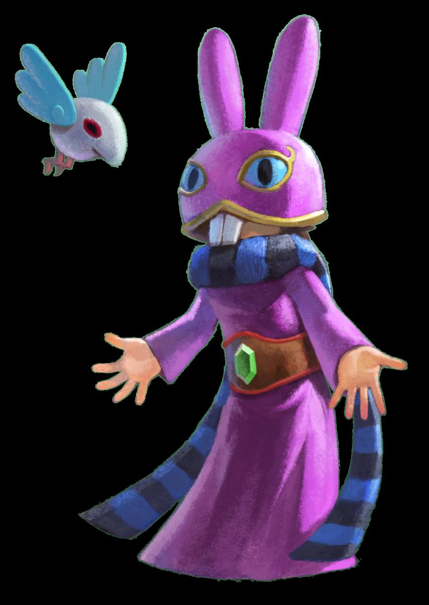 Ravio Zelda Dungeon Wiki
