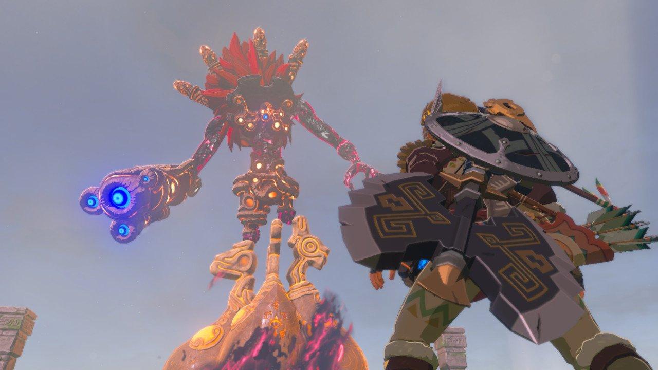 Windblight Ganon Zelda Dungeon Wiki