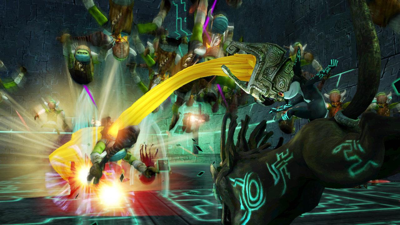 Hyrule Warriors Screenshot Midna