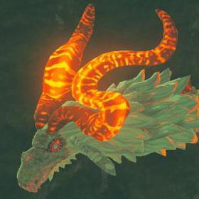 dinraal zelda dungeon wiki