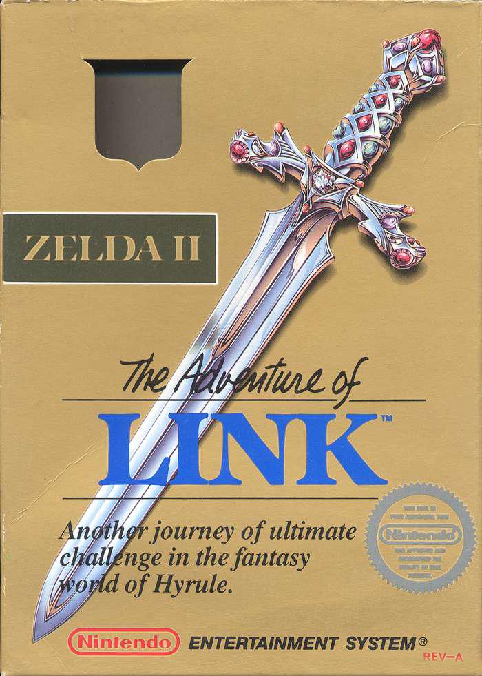 Zelda Ii The Adventure Of Link Zelda Dungeon Wiki
