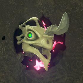 cursed lizalfos zelda dungeon wiki