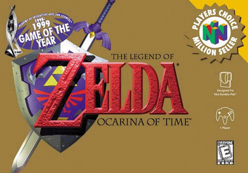the legend of zelda: ocarina of time - zelda dungeon wiki