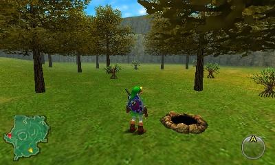 Ocarina Of Time Secret Grottos Zelda Dungeon Wiki