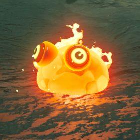 Fire Chuchu - Zelda Dungeon Wiki