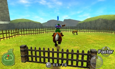 Ocarina of Time Epona Quest - Zelda Dungeon Wiki