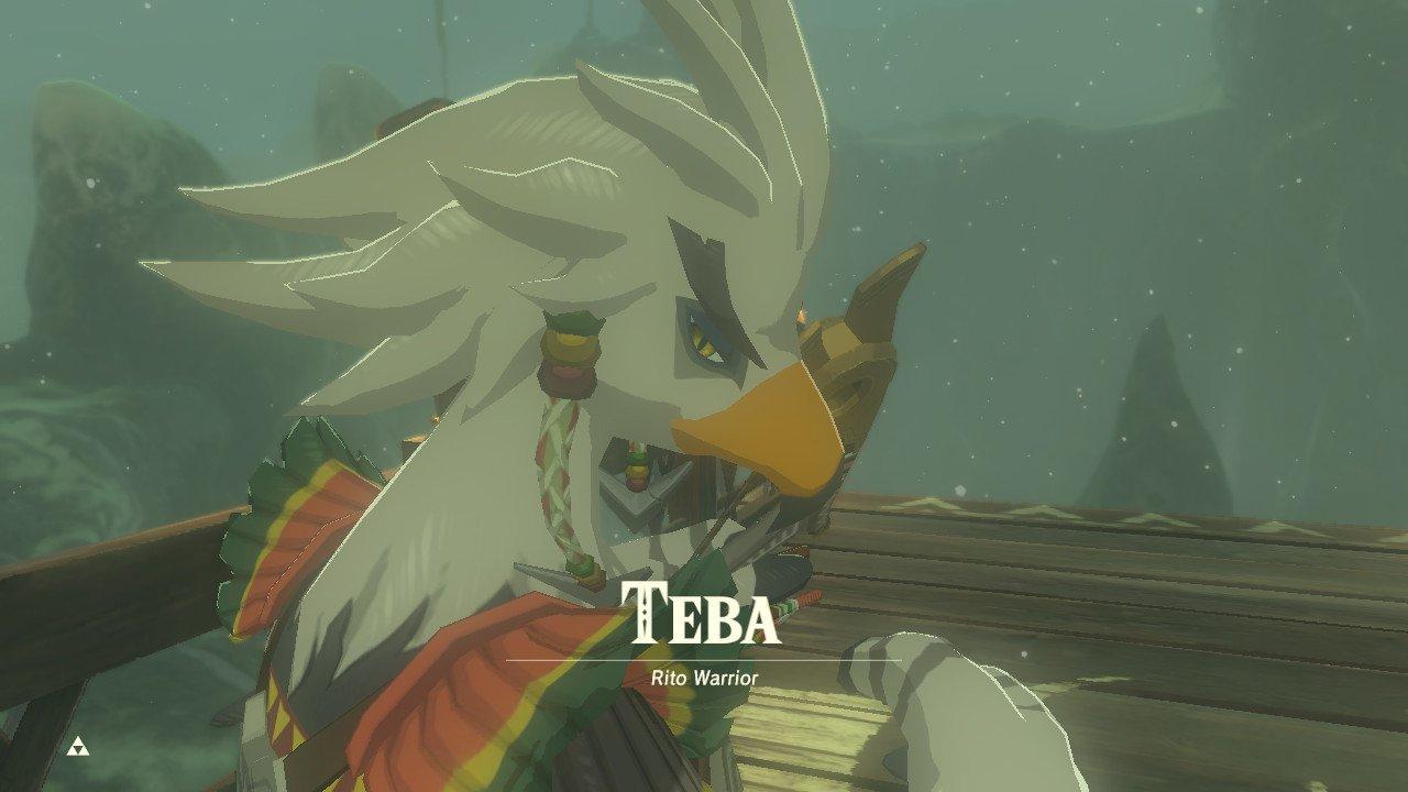 Teba Zelda Dungeon Wiki