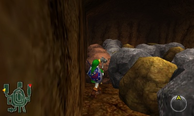 Ocarina of Time Gold Rupee Locations - Zelda Dungeon Wiki