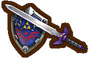 Master Sword Hyrule Warriors Zelda Dungeon Wiki