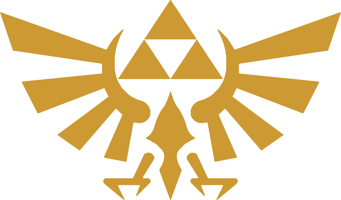 Image result for hylian crest png