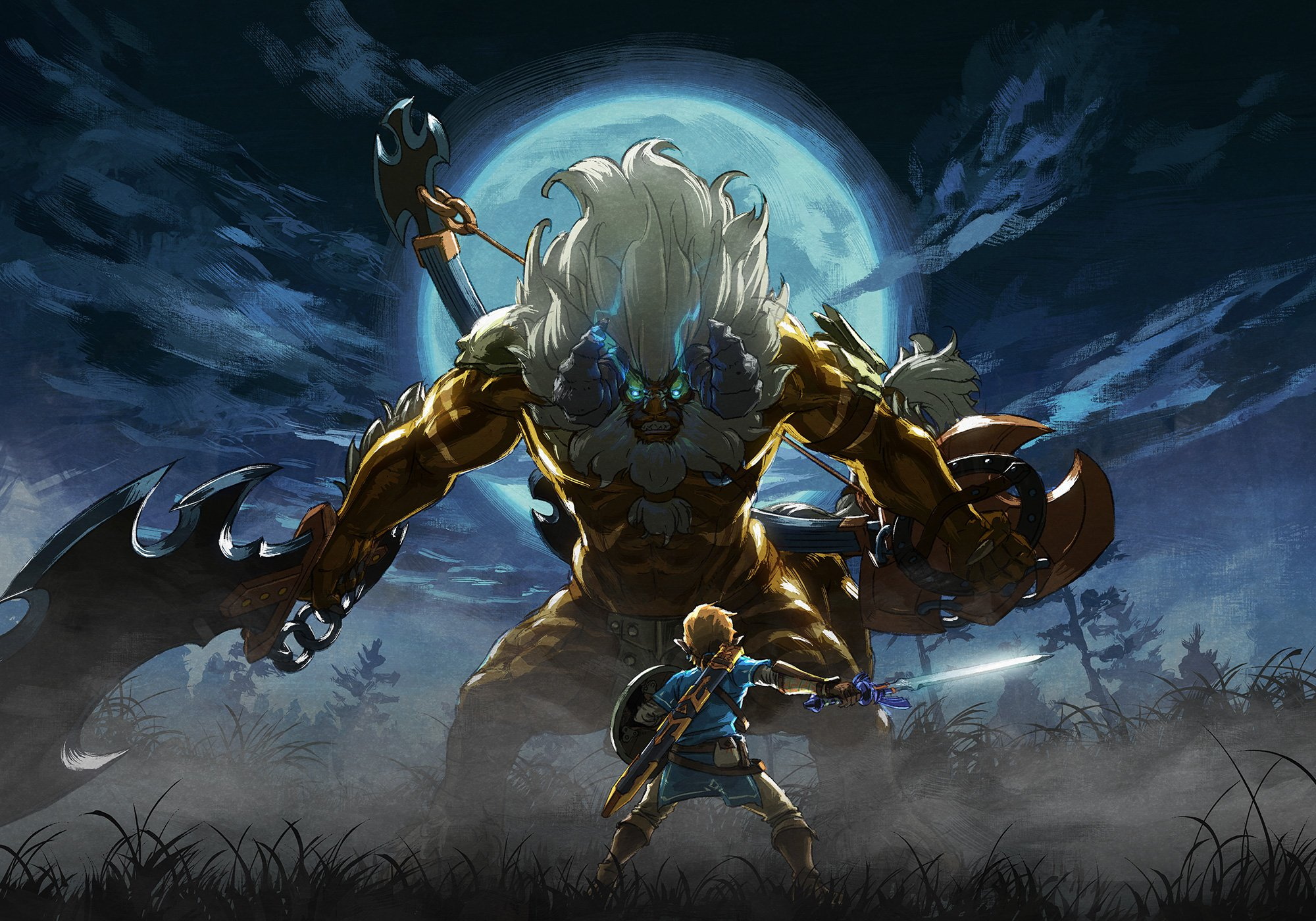 Golden Lynel - Zelda Dungeon Wiki