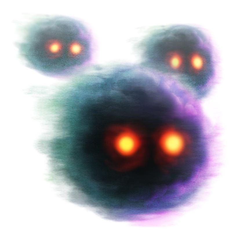 Breath Of The Wild Dark Link >> Black Boe - Zelda Dungeon Wiki