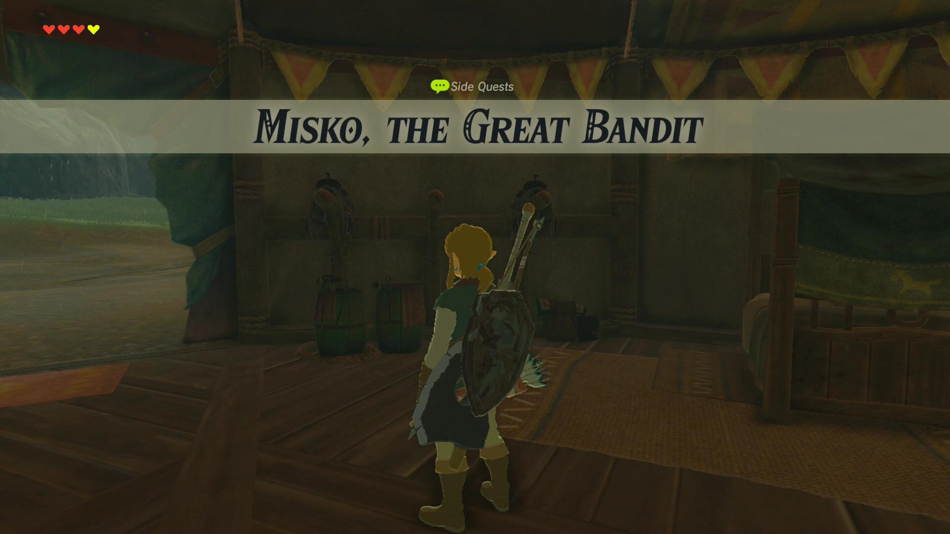 Misko The Great Bandit Zelda >> Misko The Great Bandit Zelda Dungeon Wiki