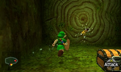 Ocarina of Time Gold Skulltulas - Zelda Dungeon Wiki