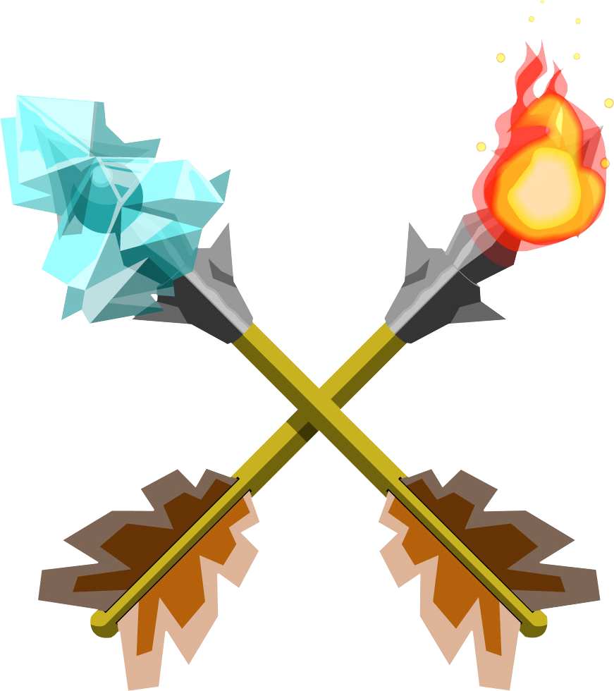 fire ice arrows zelda dungeon wiki
