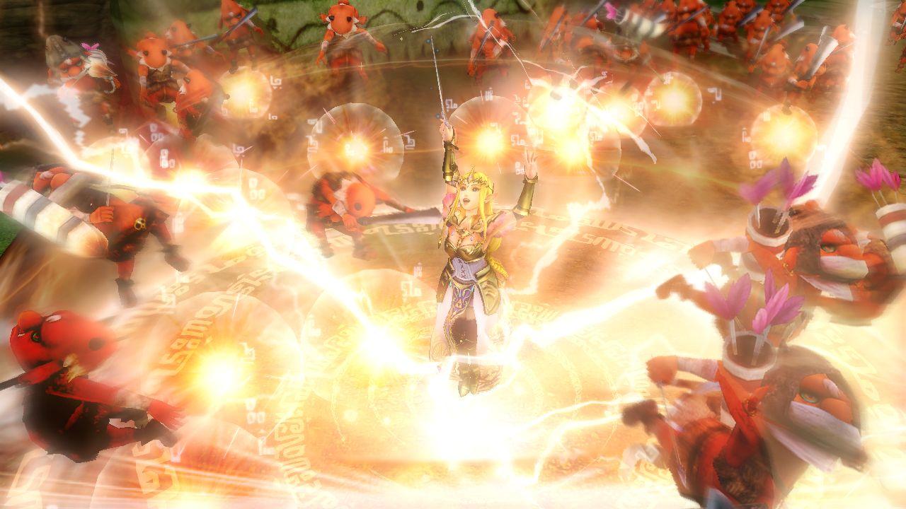 Hyrule Warriors Screenshot Zelda Wind Waker