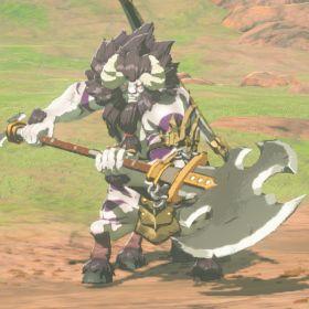 Silver Lynel - Zelda Dungeon Wiki