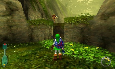 Ocarina of Time Scarecrow's Song - Zelda Dungeon Wiki