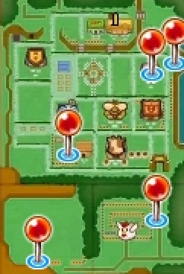 A Link Between Worlds Maiamai Locations - Zelda Dungeon Wiki