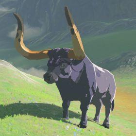 Breath Of The Wild Dark Link >> Water Buffalo - Zelda Dungeon Wiki