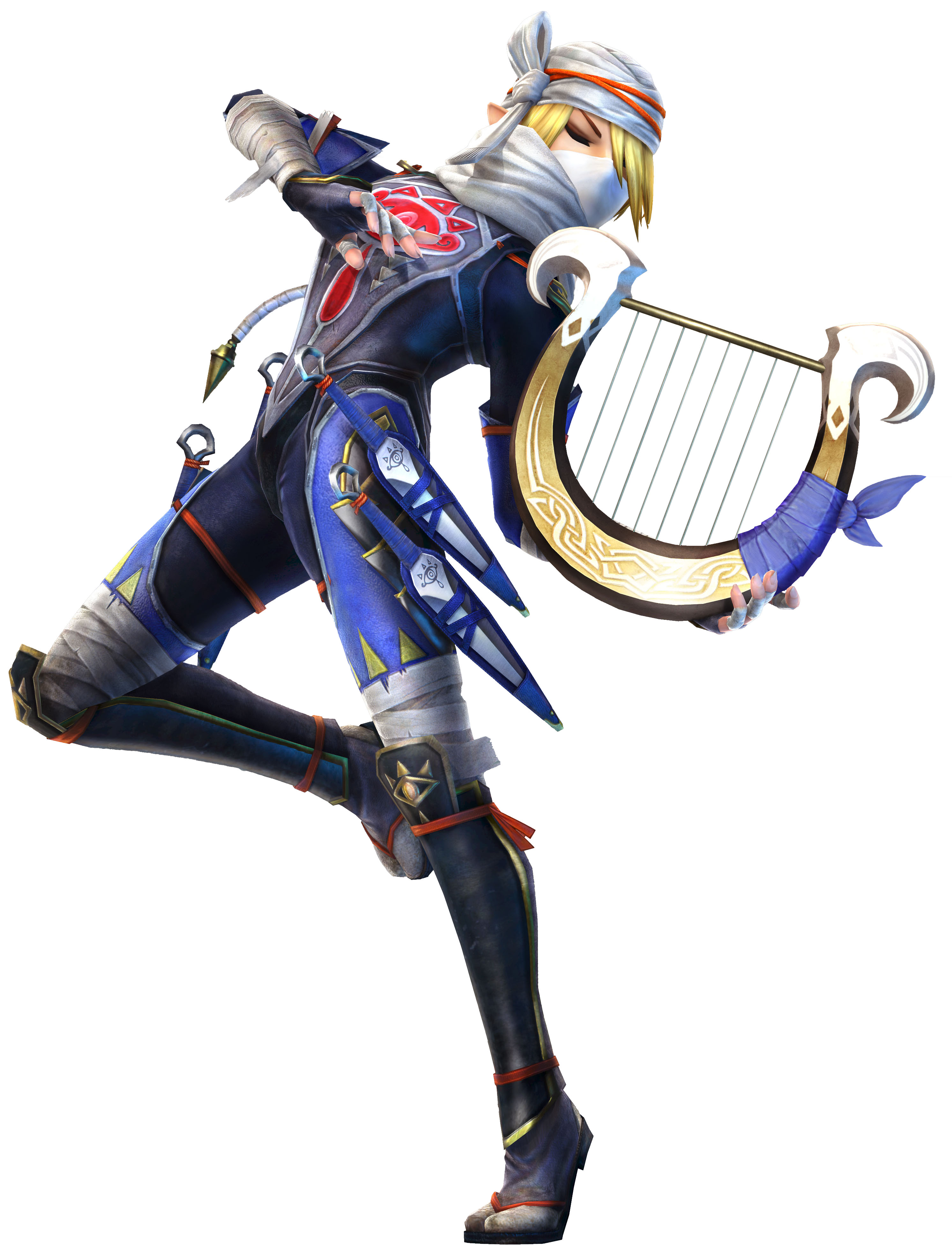 Harp Zelda Dungeon Wiki