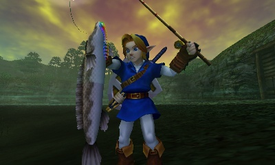 Ocarina of Time Fishing Guide - Zelda Dungeon Wiki