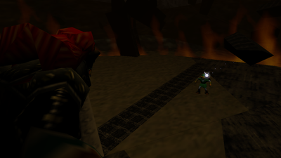 Ganondorf from the wreckage - OOT64.png