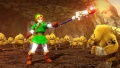 Hyrule Warriors Screenshot Link Ocarina of Time Costume Magic Rod2.jpg