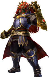 Hyrule Warriors Artwork Ganondorf.png