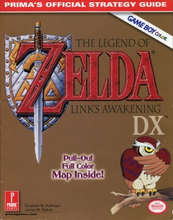 prima games link s awakening dx strategy guide zelda dungeon wiki rh zeldadungeon net prima game guide elite dangerous prima game guides free