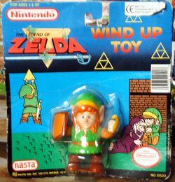 the legend of zelda nasta windup toy zelda dungeon wiki