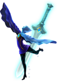 Hyrule Warriors Artwork Fi Goddess Blade.png