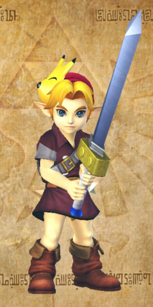 Young Link Zelda Dungeon Wiki