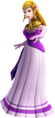 Hyrule Warriors Artwork Zelda Ocarina of Time Costume.png