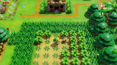 Link S Awakening Secret Seashells Zelda Dungeon Wiki