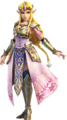 Hyrule Warriors Artwork Zelda.png