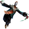 Hyrule Warriors Artwork Zant Scimitars.png